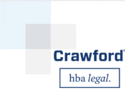 HBA Legal® investing in talent as part of Crawford & Company®